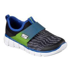 Boys' Skechers Equalizer 2.0 Power Move Sneaker Black/Blue