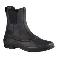 Men's UGG Romosa Waterproof Boot Black Leather