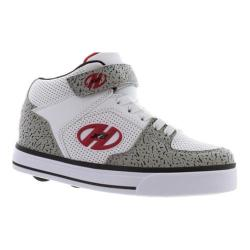 Children's Heelys Cruz X2 White/Grey/Elephant