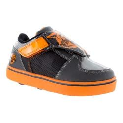 Children's Heelys Twister X2 Roller Shoe Grey/Black/Orange