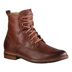 Men's UGG Selwood Scotch Grain Boot Cognac Leather