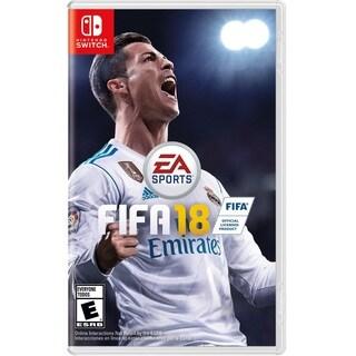 EA FIFA 18, Nintendo Switch