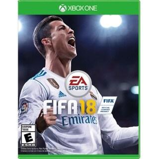 EA FIFA 18, Xbox One