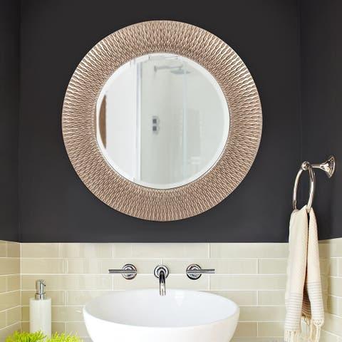 Allan Andrews Bergman SilverWall Mirror