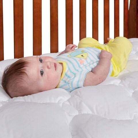 Kotter Home Toddler and Crib Mattress Pad