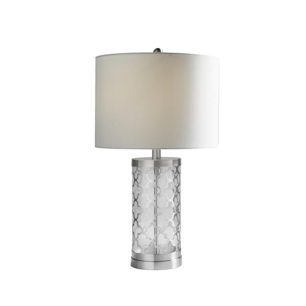 Brassex 16414 24-inch Metal Table Lamp