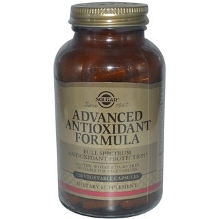 Solgar Advanced Antioxidant Formula (120 Capsules)