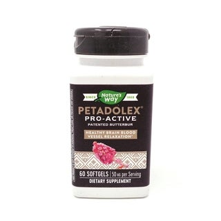 Nature's Way Petadolex Pro-Active (60 Gel Capsules)