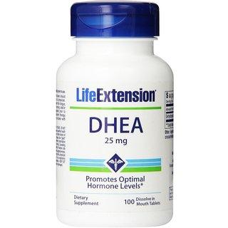 Life Extension Dhea Dissolving (100 Tablets)