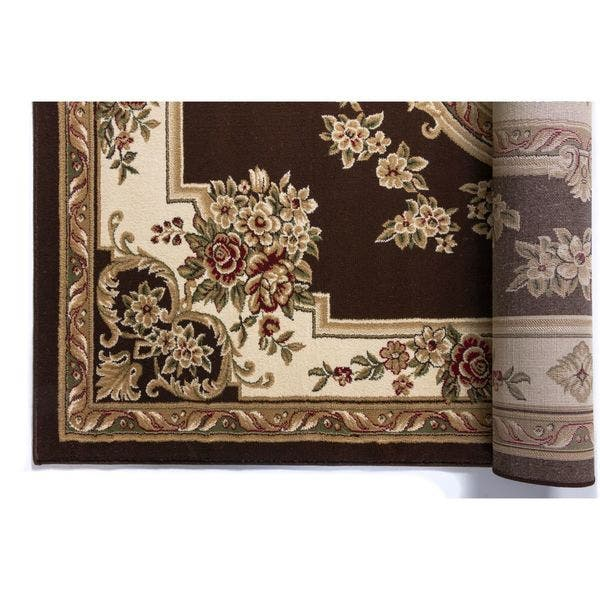 Well Woven Agra Traditional French