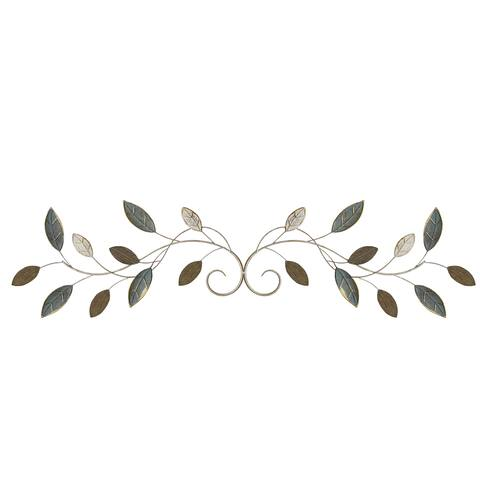 Copper Grove Kitty Vine Over-the-door Wall Decor