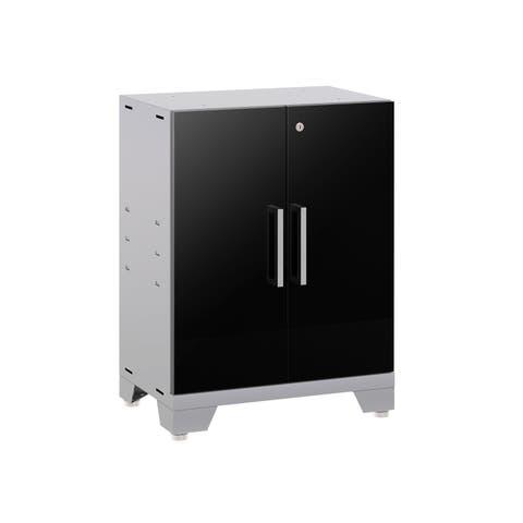 NewAge Products Performance 2.0 Black Base Cabinet