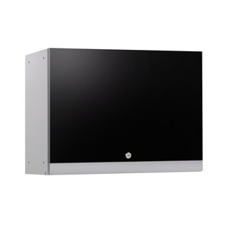 NewAge Products Performance 2.0 Black Wall Cabinet
