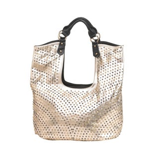 Koehler Home Decor Hollywood Golden Tote Handbag