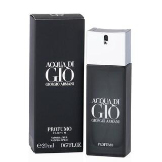 Giorgio Armani Acqua Di Gio Profumo Men's 0.67-ounce Eau de Parfum Spray