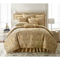 Sherry Kline Allister Woven Jacquard 3-piece Comforter Set