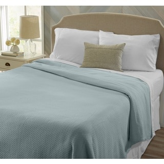 Home Fashion Designs Amienne Collection Cotton Luxury Blanket