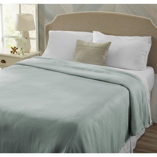 Home Fashion Designs Premium 100-percent Rayon from Rayon Luxury Bed Blanket