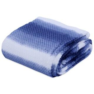 Berkshire Blanket Ombre Shimmer Plush Blanket