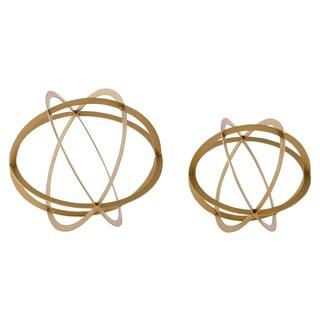 Jura Gold Orbs (Set of 2)