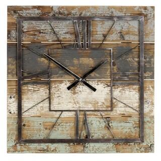 Weston Square Wall Clock
