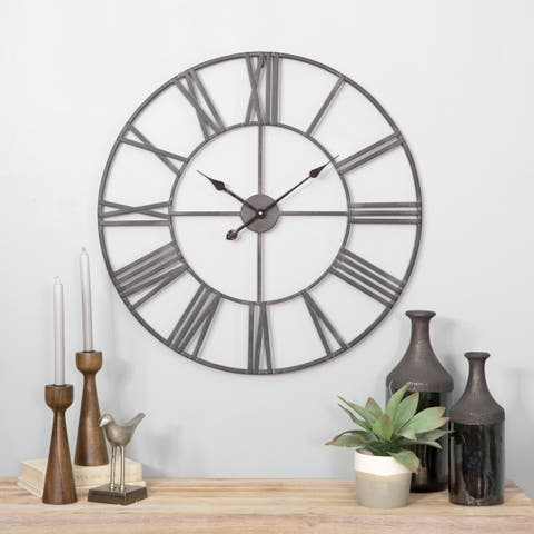 Buy Wall Clocks Sale Ends In 2 Days Online At Overstock Our Best