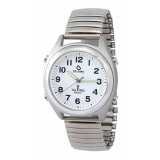 Atomic Men's Talking Watch Expasion Band