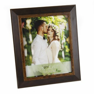 WoodArt Artisan Crafted Wooden Picture Frame
