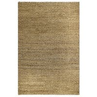 Fab Habitat 100% Sustainable Jute Area Rug Ecofriendly Natural Fibers, Handwoven  Carlsbad  2' X 3' (India)