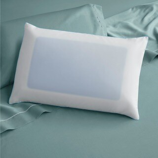 TEMPUR-Cloud Breeze Dual Cooling Gel and Memory Foam Pillow