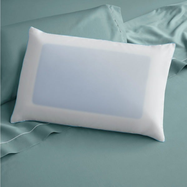 Shop Tempur Cloud Breeze Dual Cooling Gel Medium Pillow