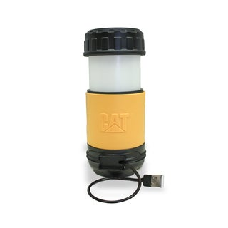CAT CT6515 Dual Function Rechargeable Utility Flashlight/ Lantern/Emergency Light Combination