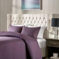 Madison Park Baldwin Upholstered Headboard 2-Color Option