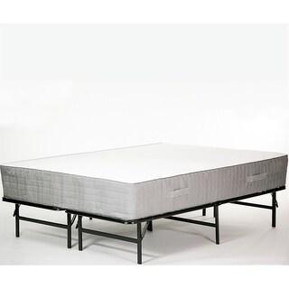 Handy Living King Foldable Metal Bed Frame