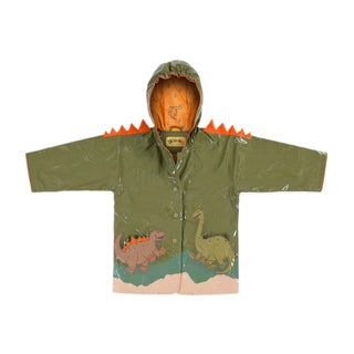 Kidorable Dinosaur Rain Coat