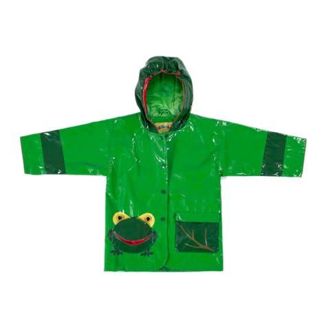 Kidorable Frog Rain Coat