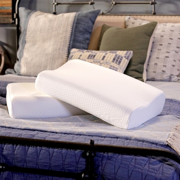 TEMPUR-Neck Gel Contour Pillow