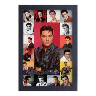 Elvis - Portrait Composite