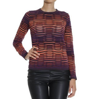 Missoni Red Striped Swetaer 42 6