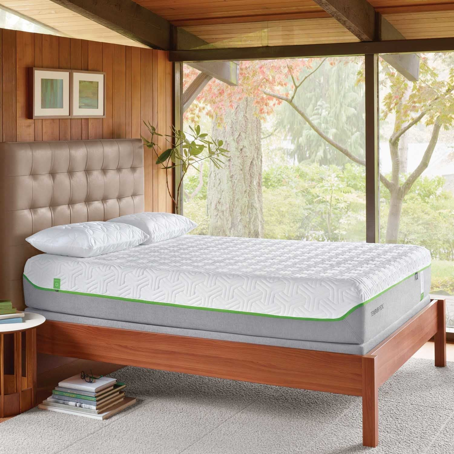 Tempur Pedic Tempur-Flat Grey Mattress Foundation (King -...