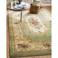 Unique Loom Henry Versailles Area Rug - 6' x 9'