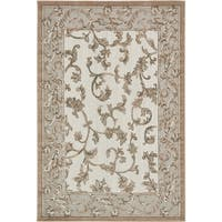 Unique Loom Charleston Transitional Area Rug - 6' x 9'