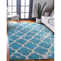 Unique Loom Nashville Indoor/Outdoor Rug - 5' x 8'