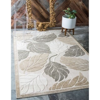 Unique Loom Augusta Indoor/ Outdoor Area Rug