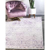 Unique Loom Tyche New Classical Rug - 5' x 8'
