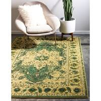 Unique Loom Oasis Medici Area Rug - 5' x 8'