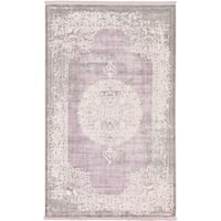 Unique Loom Olwen New Classical Area Rug - 5' x 8'