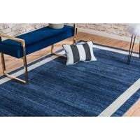 Unique Loom Maria Del Mar Area Rug - 6' x 9'