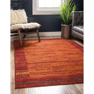Link to Unique Loom Autumn Foilage Area Rug Similar Items in Rugs