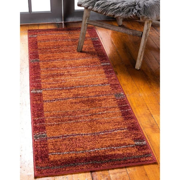 Unique Loom Autumn Foilage Area Rug On Sale Overstock 16305969